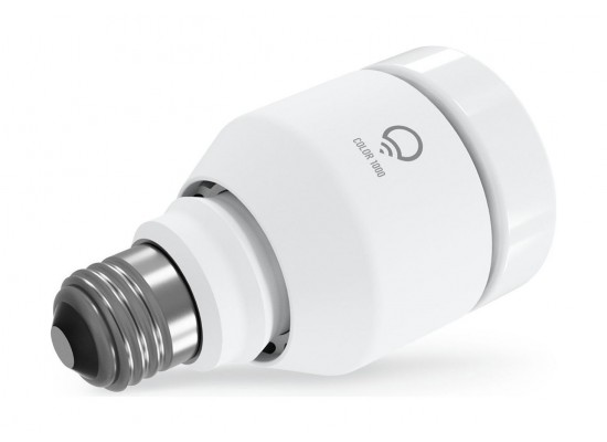 Lifx Color 1000 Wi-Fi Smart LED Light Bulb (No Hub Required)