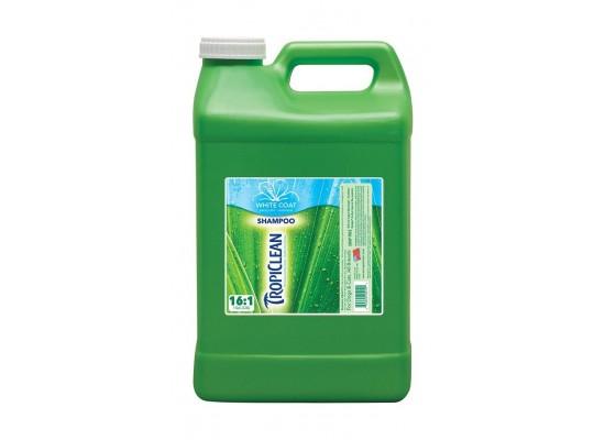 TropiClean Awapuhi White Pet Shampoo - 2.5 Gallon