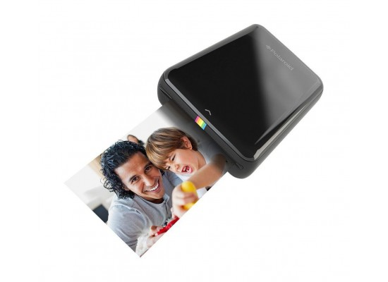 Polaroid Zip Bluetooth Digital Photo Printer - Black