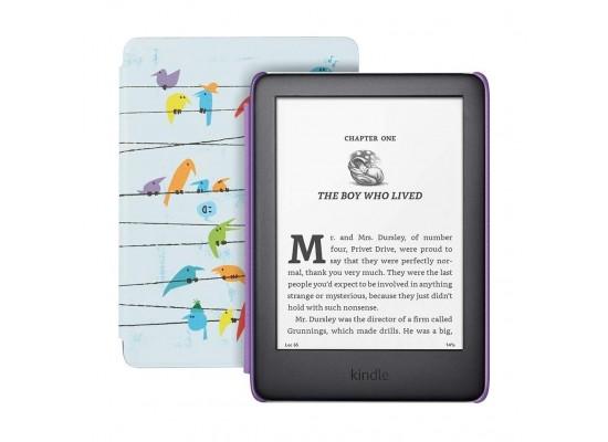 Amazon Kindle Kids Edition 6-inch Wifi Tablet - Rainbow Birds