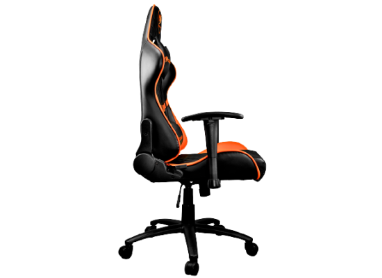 Cougar Armor One Gaming Chair - Black/Orange