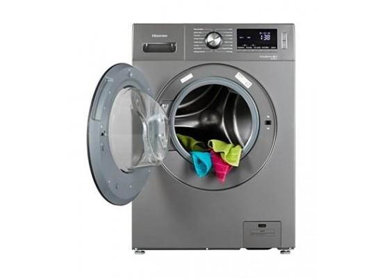 Hisense 9Kg Front Load Washing Machine - (WFKV9014T)