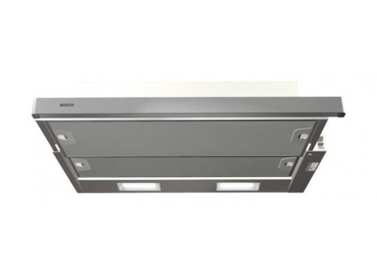 Bosch 90CM Slide Out Cooking Hood (DFT93CA50M) - Metalic Silver