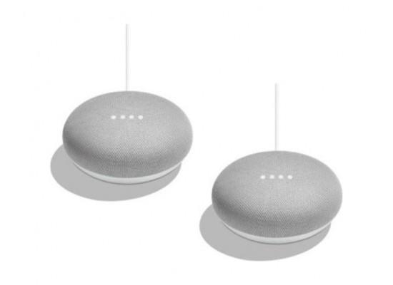 Google Home Mini - Twin Pack