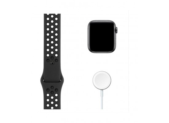 Apple Watch Nike Series 6 GPS + Cellular 40mm Smart Watch (M07E3AE/A) - Anthracite/Black
