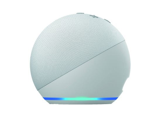 Amazon Echo Dot Smart Speaker (4th Generation) - White
