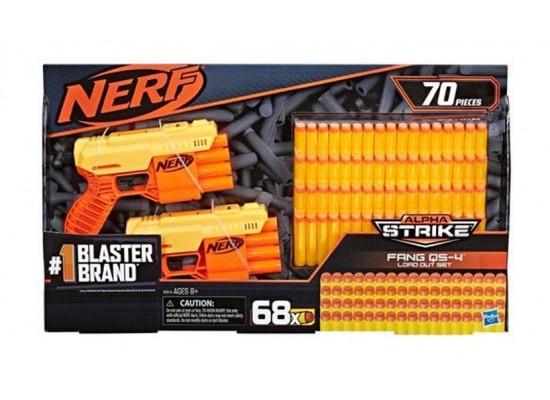 Nerf Alpha Strike Fang Qs 4 Load Out Set
