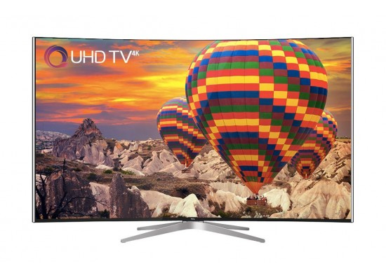 Buy TCL 55 inch TV Curved 4K Ultra HD LED at best price in
