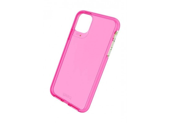 Gear4 Crystal Palace Neon Case For Apple iPhone 11 Pro Max - Neon Pink