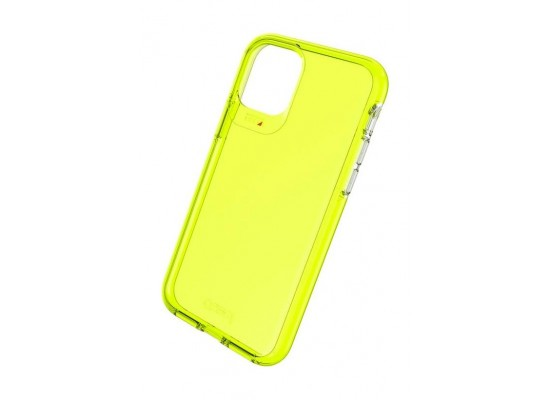 Gear4 Crystal Palace Neon Case For Apple iPhone 11 Pro - Neon Yellow 2