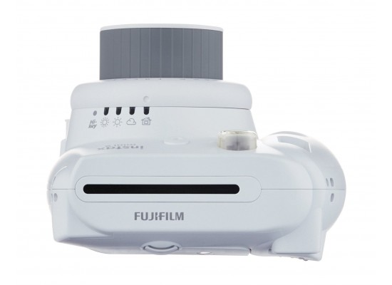 Fujifilm Instax Mini 9 Camera - Smokey White Over View