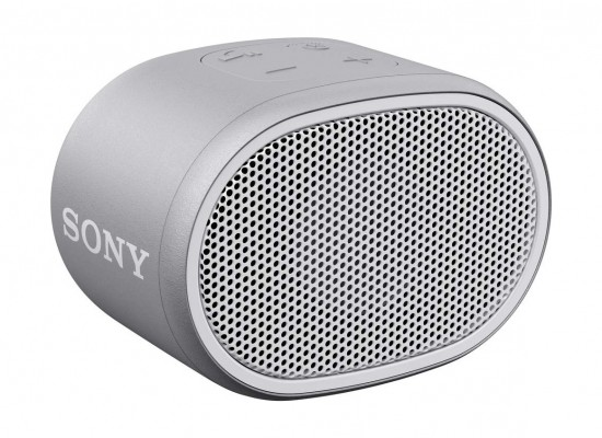 Sony XB01 Bluetooth Compact Portable Speaker - White