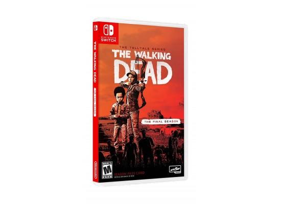 The Walking Dead: The Final Season - Nintendo Switch Game