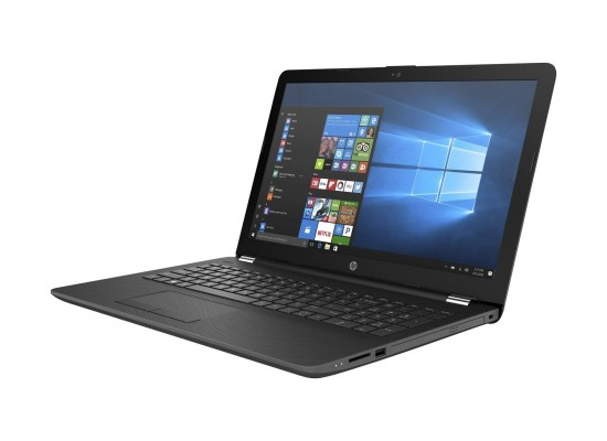 HP AMD A6-9225  4GB RAM 1TB HDD 15.6-inch Laptop (15-DB0004NE) - Grey