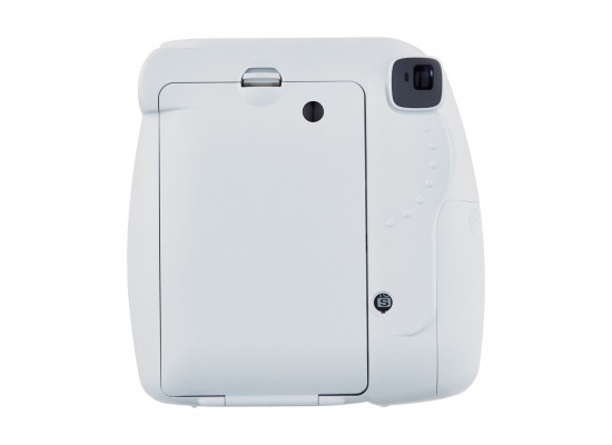 Fujifilm Instax Mini 9 Camera - Smokey White Back View