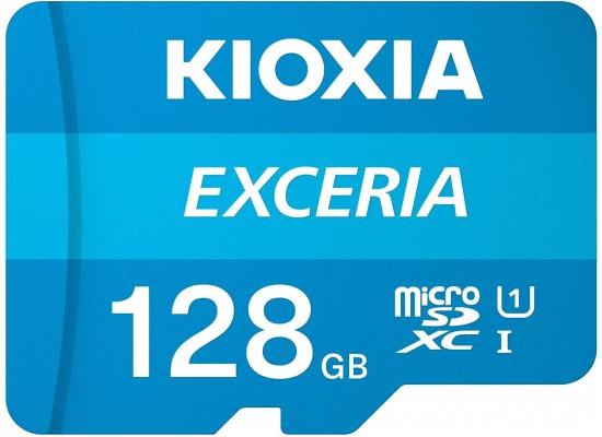 Kioxia Exceria MicroSD 128GB Card