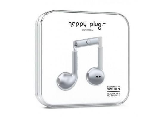 Happy Plugs Earbud Plus (HP-7824) – Space Grey