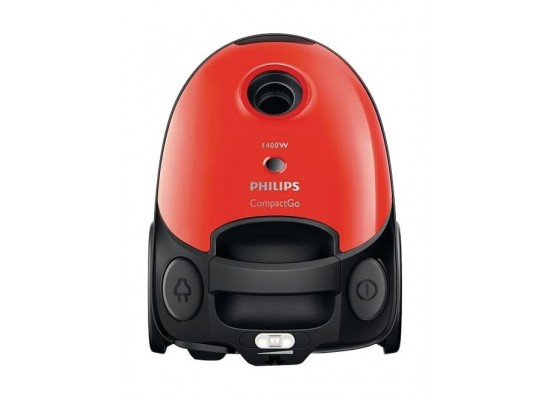 Philips CompactGo 1400W Vacuum With Bag (FC8291/02)