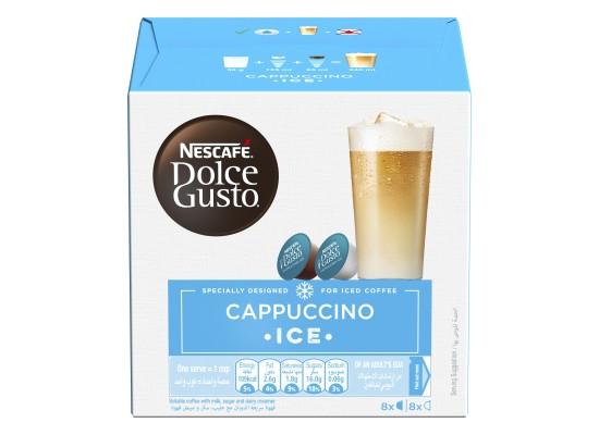 Dolce Gusto Nescafe Iced Cappuccino - 16 Capsules
