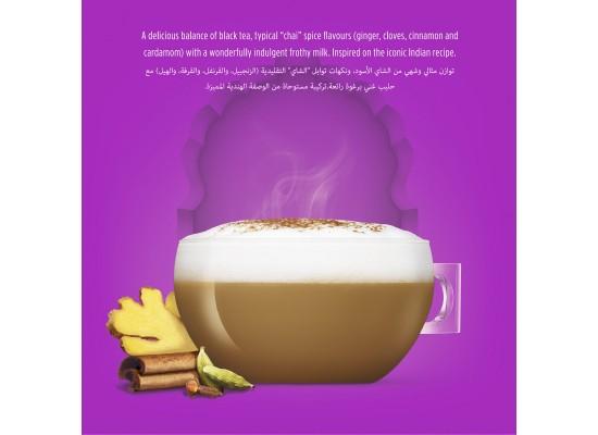 Dolce Gusto Nescafe Chai Tea Latte 16 Capsules