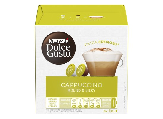 Dolce Gusto Cappuccino 16 Capsules