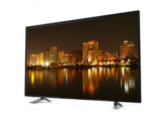 Toshiba 55-inch UHD Smart LED TV (55U7750EE) Front View