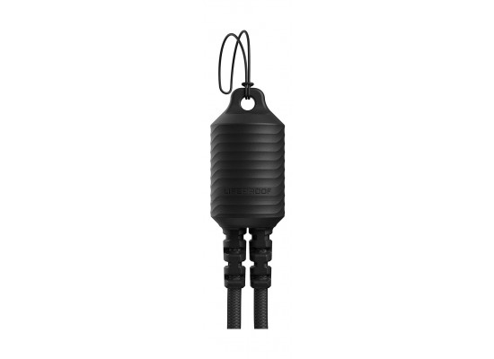 LifeProof Lightning Lanyard Cable (78-51260) - Black