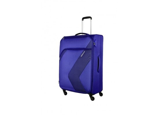 American Tourister Stanford 78CM Spinner Soft Luggage (FC3X41006) - Navy