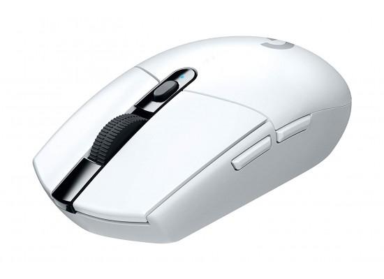 Logitech G305 Lightspeed Wireless Gaming Mouse - White