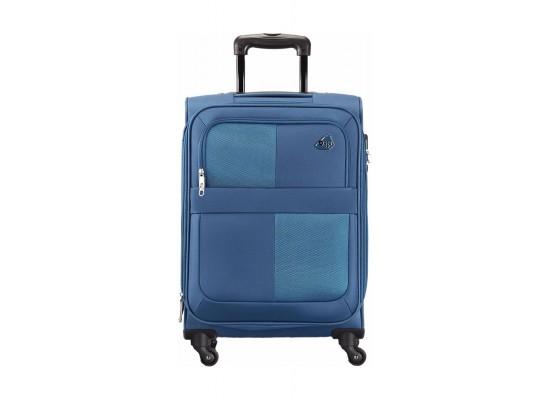 Kamiliant Oromo Plus Spinner Luggage (55cm) – Blue