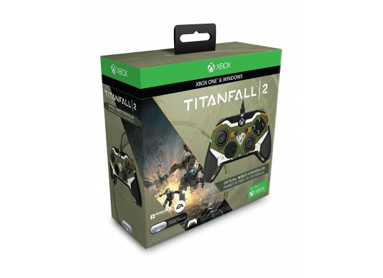 PDP Titanfall 2 Wired Controller for Xbox One & PC | Xcite