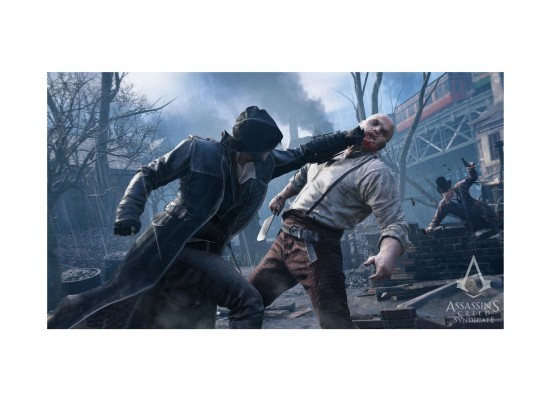 Assassin's Creed Syndicate - PlayStation 4 Game