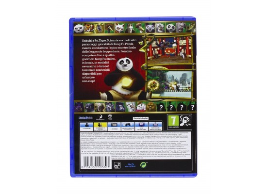 Kung Fu Panda: Showdown of Legendary Legends - PlayStation 4 Game