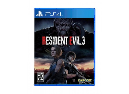Resident Evil 3 Remake PS4 Game in Kuwait   Buy Online – Xcite