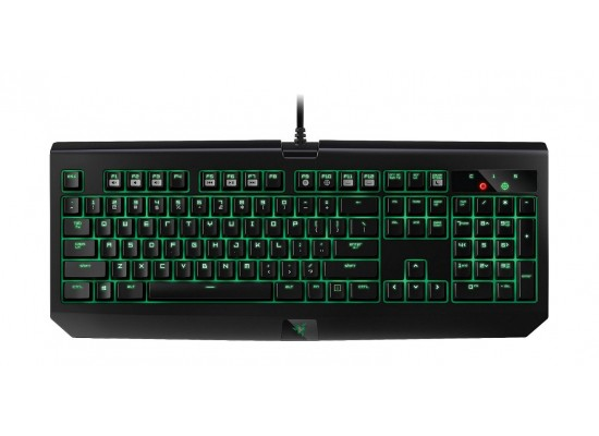 a0538a17f57 Razer BlackWidow Ultimate Stealth Quiet Mechanical Gaming Keyboard ...