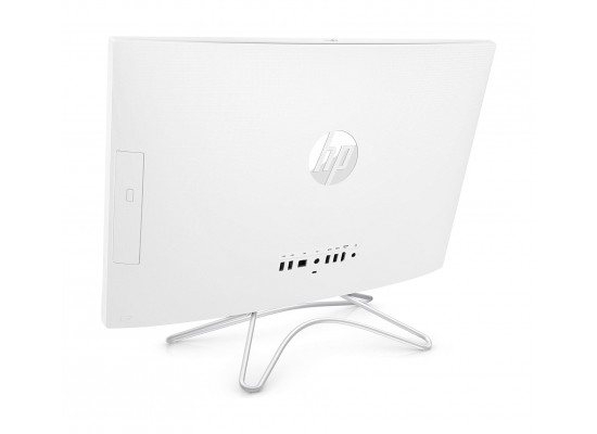 HP Core i5 8GB RAM 1TB HDD + 16GB PCIe 23.8-inch Touchscreen All-in-One Desktop (24-F0022NE) - White