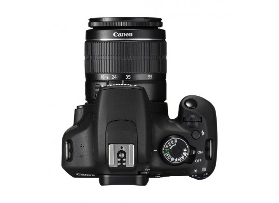 Canon EOS-1200D 18MP 18-55MM Zoom Lens DSLR Camera