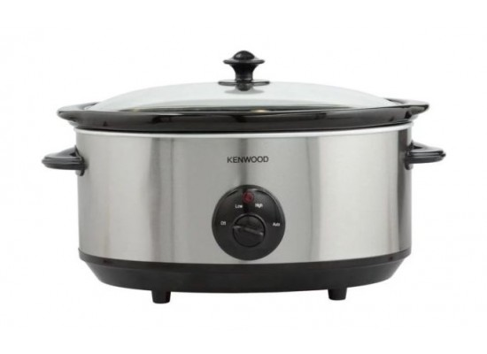 Kenwood SCM650SS Slow Cooker - Front View 2