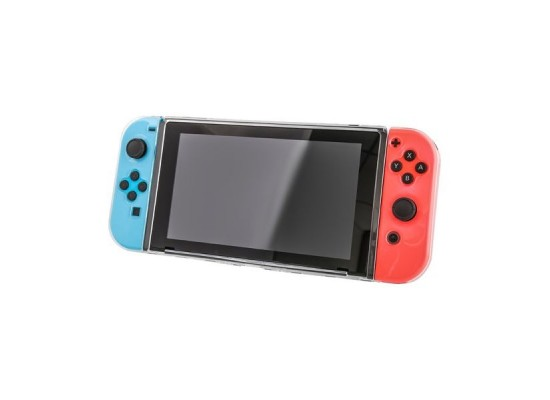 Nyko Thin Case for Nintendo Switch - Clear