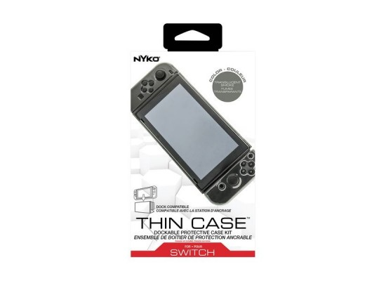 Nyko Thin Case for Nintendo Switch - Smoke