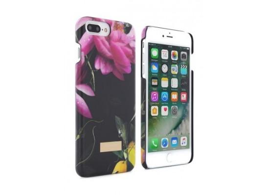 e1b2f1259a64dc Proporta Ted Baker Case For iPhone 7 Plus (PRO-41823) - Citrus Bloom Black