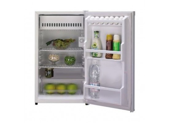 Daewoo 5 Cft. Single Door Refrigerator (FR146) - White