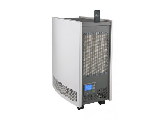 BlueAir 650E HEPASilent Air Purifier with Remote (700 sqf Room)