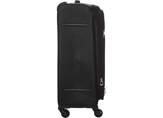 American Tourister Portland 4 Set Luggage With Football - Black