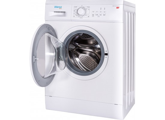 Wansa Gold 7kg Front Load Washing Machine - White