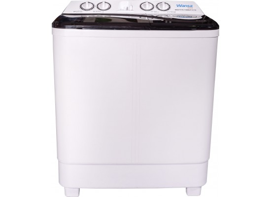 Wansa Gold 7Kg Twin Tub Washing Machine (WGTT70) - White