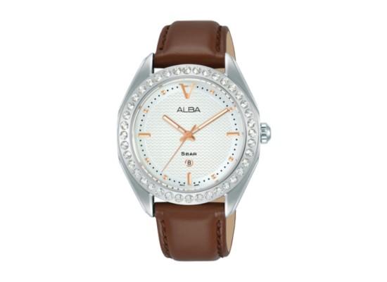 Alba 36mm Women's Analog Watch (AH7V39X1) in Kuwait   Buy Online – Xcite
