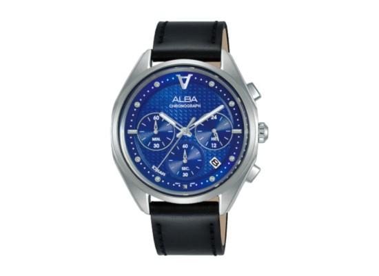 Alba 38mm Women's Chrono Watch (AT3G97X1) in Kuwait | Buy Online – Xcite