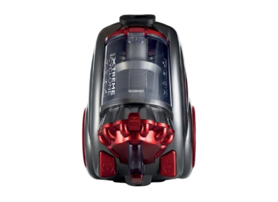 Kenwood 2200W 3.5L Bagless Canister Vacuum | Buy Online – Xcite