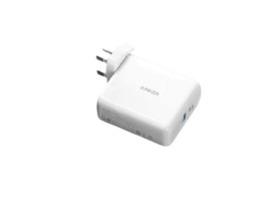 Anker PowerCore 2 in 1, 5000mAh Wall & Portable Charger - White
